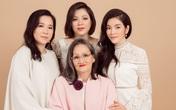 Ba thế hệ phụ nữ nhà Lý Nhã Kỳ