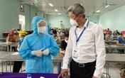 Thứ trưởng Bộ Y tế kiểm tra công tác triển khai tiêm chủng vaccine tại huyện Tân Yên, Bắc Giang