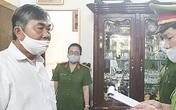 Cựu Phó chủ tịch tỉnh Phú Yên Nguyễn Chí Hiến bị bắt