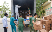 Bộ Y tế huy động thuốc và sản phẩm y học cổ truyền nâng cao sức khoẻ cho bệnh nhân COVID-19 tại Bắc Ninh và Bắc Giang