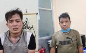 Hai thanh niên vừa ra tù vẫn đi cướp giật hơn 10 vụ ở Sài Gòn