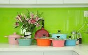 Công nghệ tráng sứ ceramic của thương hiệu đồ bếp gia dụng Happy Home Pro an toàn tuyệt đối cho sức khỏe