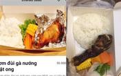 Mua đồ ăn trên mạng và cái kết không thể 'đắng lòng' hơn