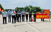 Bắc Giang chuyển từ cách ly sang giãn cách xã hội với Lục Nam và Yên Thế