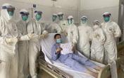 4 bệnh nhân COVID-19 nặng ở Bắc Giang đã cai ECMO, máy thở, sắp được ra viện