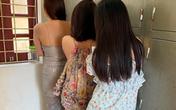 Nhiều bé gái và thiếu nữ từ 12-16 tuổi môi giới nhau đi bán dâm