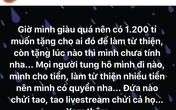 Từng hát tặng và khẳng định đồng cảm với bà Phương Hằng, nay Phi Nhung bỗng bị đào lại phát ngôn có ý cười cợt nữ đại gia?