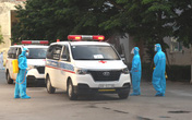 Một lái xe ở Hải Dương nghi dương tính SARS-CoV-2 sau khi test nhanh
