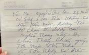 Quảng Ninh: Người mẹ viết thư gửi nhờ nuôi giúp con trai 2 ngày tuổi