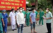 4.128 bệnh nhân COVID-19 khỏi bệnh được xuất viện tại Bắc Giang