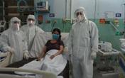 5 bệnh nhân COVID-19 nguy kịch ở TP.HCM hồi phục ngoạn mục