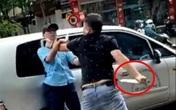 Danh tính tài xế cầm dao, bóp cổ phụ xe buýt ở Hà Nội