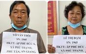 Bố mẹ cùng 3 con tổ chức mua bán trái phép chất ma túy