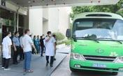 Thầy thuốc BV Bạch Mai, BV Đại học Y Hà Nội lên đường hỗ trợ các tỉnh phía Nam điều trị COVID-19