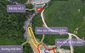 Cận cảnh hình ảnh chia thành nhiều mũi, lấp suối mở đường để tìm kiếm 11 công nhân mất tích ở Rào Trăng 3