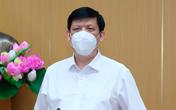 """Bộ trưởng Bộ Y tế kêu gọi những trái tim nhiệt huyết sẵn sàng đến nơi tuyến đầu để """"chia lửa"""" với các đồng nghiệp"""