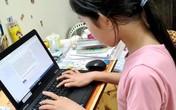 Học sinh tiểu học kiểm tra học kỳ trực tuyến có hiệu quả?