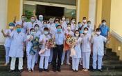 Hình ảnh đoàn y tế Hải Phòng trước lúc lên đường chi viện TP.HCM