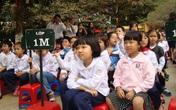 Hà Nội: Gần 200 trường hoàn thành chỉ tiêu tuyển sinh lớp 1 theo hình thức trực tuyến