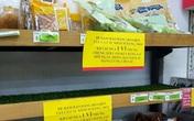 Siêu thị Sài Gòn: Người dân chỉ mua 1 vỉ trứng, dành phần khách đến sau