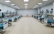 Bên trong bệnh viện hồi sức chữa COVID-19 lớn nhất TP.HCM