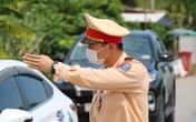 """""""Đội nắng"""" chặn dịch tại cửa ngõ vào Thừa Thiên Huế"""