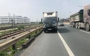 Va chạm với xe tải trên quốc lộ 1, người điều khiển xe máy tử vong tại chỗ