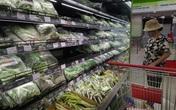 Sau một đêm, các siêu thị tại Hà Nội vắng người dù hàng hóa đầy ắp kệ