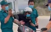 """Phó Chủ tịch UBND phường giữ xe nam thanh niên đi mua bánh mì vì """"không phải thực phẩm thiết yếu""""  hiện ra sao?"""
