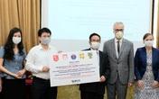 Bộ Y tế tiếp nhận 190.000 kit xét nghiệm COVID-19 từ 4 bang của CHLB Đức