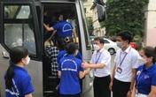 239 thầy trò Học viện Y Dược học cổ truyền Việt Nam xuất quân chi viện TP HCM