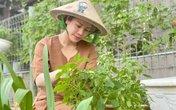 """Nhật Kim Anh làm """"chị nông dân trong ngày giãn cách"""""""