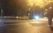 Ngã ra đường, nam thanh niên đi xe máy bị ôtô cán tử vong