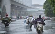 Cảnh báo 5 khu vực có mưa rất lớn