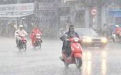 Chiều nay, áp thấp nhiệt đới nằm trên vùng biển bắc vịnh Bắc Bộ, miền Bắc mưa to vài ngày tới