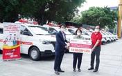 Tập đoàn Sovico tặng 10 xe cứu thương, chuyên chở hàng ngàn y bác sỹ, phát tặng hàng trăm ngàn suất cơm gửi tới người cách ly và y bác sĩ tại TP Hồ Chí Minh