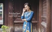 Hóa nét duyên dáng trong tà Áo dài Quỳnh Nguyễn