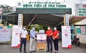 Dai-ichi Life Việt Nam trao tặng máy trợ thở đa năng Savina 300 (Select) cho Bệnh viện Lê Văn Thịnh