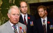 Nỗi lo lắng bất an của Thái tử Charles và William trước những điều Harry sẽ viết trong hồi ký