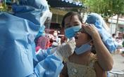 5 bé gái dương tính SARS-CoV-2, Hà Nội thêm 9 ca trong buổi sáng đầu tiên giãn cách