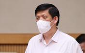 """Bộ trưởng Bộ Y tế: """"Thủ tướng đặc biệt quan tâm ưu tiên phân bổ vaccine cho TP HCM"""""""