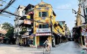 Ngày thứ 2 giãn cách xã hội, đường phố Hà Nội thông thoáng, chợ 'bớt nóng'