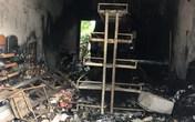 Thông tin chính thức vụ cháy cửa hàng tạp hóa khiến 2 vợ chồng tử vong lúc rạng sáng