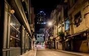 Đường phố Sài Gòn sau 18h vắng lặng như thế nào?