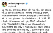 Tự hào khoe được con gái ở Mỹ gửi tiền về làm từ thiện, Phi Nhung bị antifan miệt thị là 'con lai' liền đáp trả căng luôn!