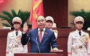 Ông Nguyễn Xuân Phúc giữ chức Chủ tịch nước CHXHCN Việt Nam nhiệm kỳ 2021 - 2026