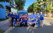 Đoàn y bác sĩ Bệnh viện TW Huế xuyên đêm chi viện cho TP.HCM chống dịch COVID-19