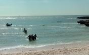 Tìm thấy thi thể hai thanh niên câu cá bị sóng biển đánh mất tích