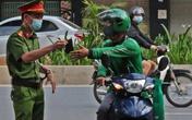 Grab dừng giao hàng ở Hà Nội