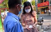 Hà Nội: Khu chợ lớn nhất quận Tây Hồ ngày đầu triển khai thẻ đi chợ